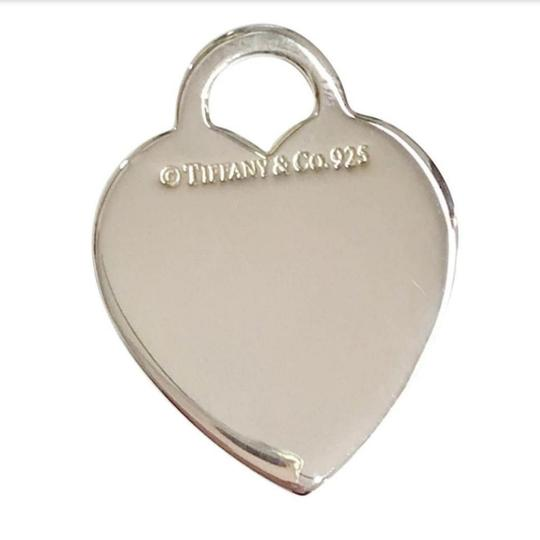 Tiffany & Co. GORGEOUS!!! Tiffany & Co. Heart Charm Sterling Silver 100% Authentic Guaranteed!!!