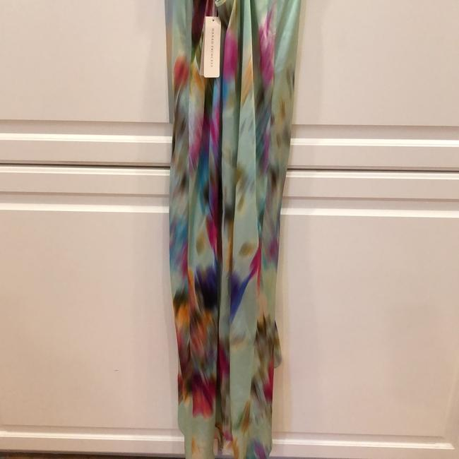 tie-dye multi color Maxi Dress by Naked Princess Image 5