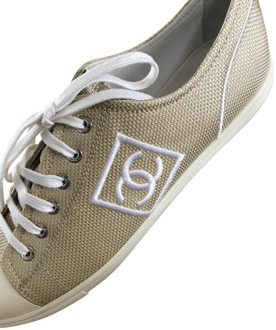 Item - New.shimmer Gold New-sport Sneakers Size EU 41 (Approx. US 11) Regular (M, B)