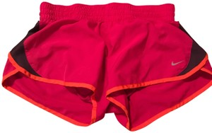 Nike Workout Hotpink Pink Shorts