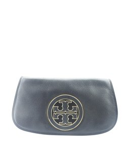 Tory Burch Leather Nylon Gold-tone China Shoulder Bag