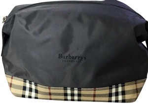 Burberry Large Burberry Fragrance cosmetics bag