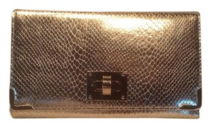 White House | Black Market Silver Clutch