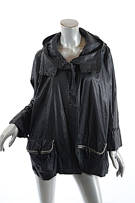 Annette Görtz Cotton Blend Raincoat Image 2