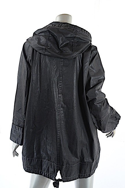 Annette Görtz Cotton Blend Raincoat Image 4
