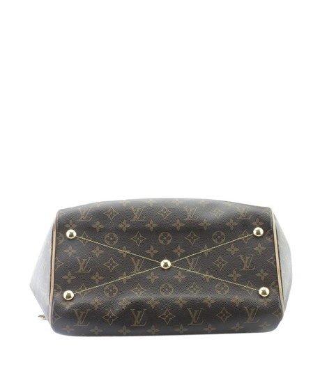 Louis Vuitton Pre-owned France Satchel in Coated Canvas Image 5