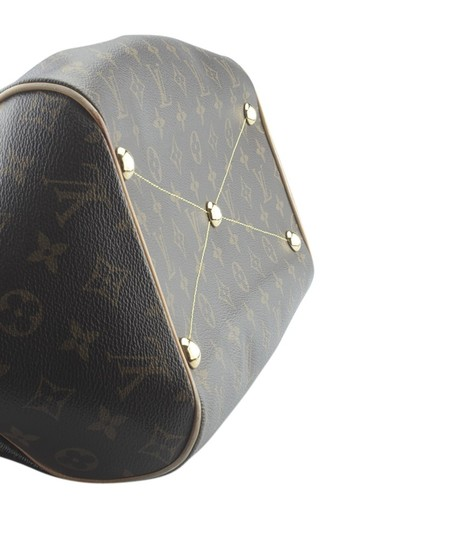 Louis Vuitton Pre-owned France Satchel in Coated Canvas Image 6