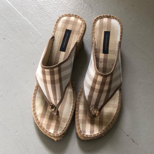 Burberry Wedges Image 1