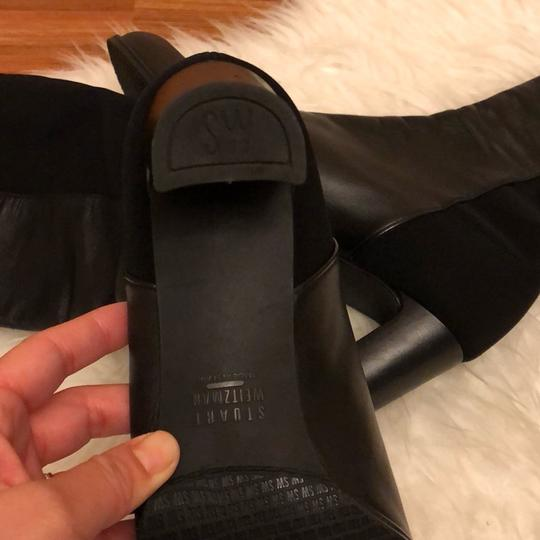 New Stuart Weitzman leather boot in size 7.5 black Boots Image 2