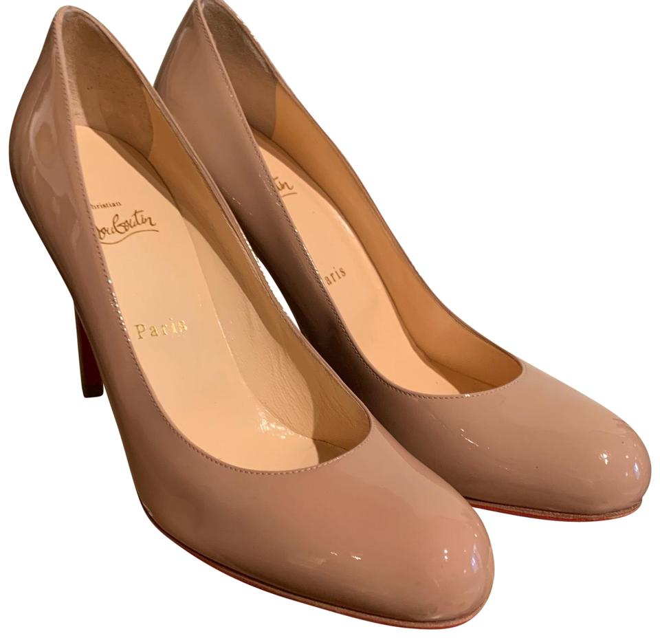 64de62b1e4 Christian Louboutin Nude Simple Pumps Size EU 39.5 (Approx. US 9.5 ...