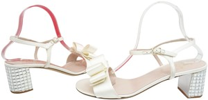 a1609dced2b6 White Kate Spade Sandals - Up to 90% off at Tradesy
