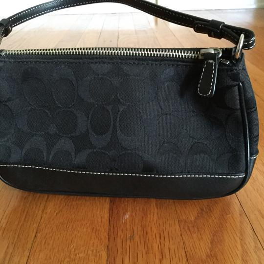Coach Satchel in Black Image 1