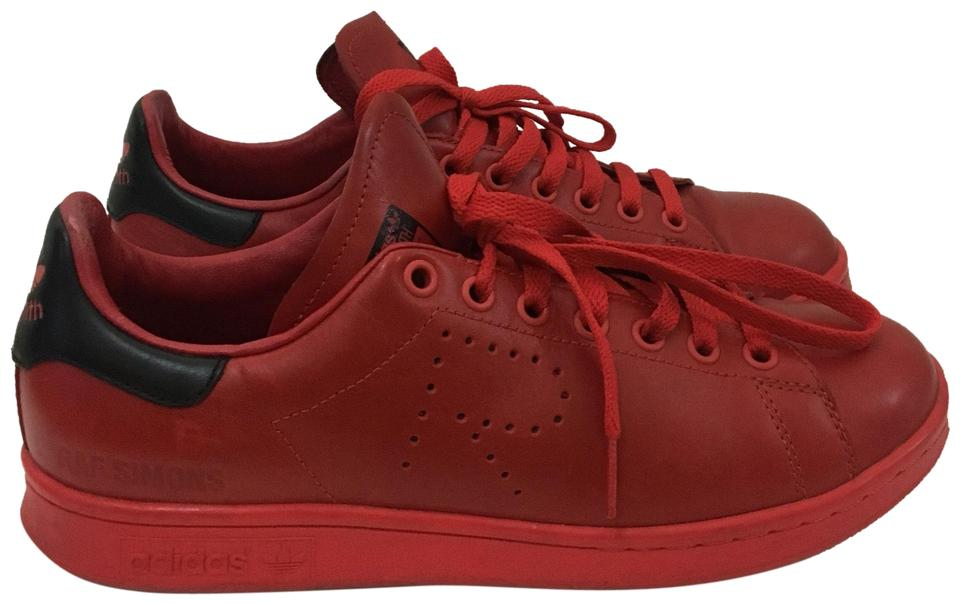 1a179465152e adidas by Raf Simons Red Stan Smith Sneakers Sneakers Size US 8 ...