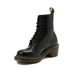 1b5e94ac293 Added to Shopping Bag. Dr. Martens Leather Smooth Lace Up Black Boots