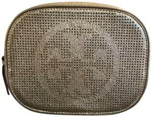Tory Burch Logo Perforated