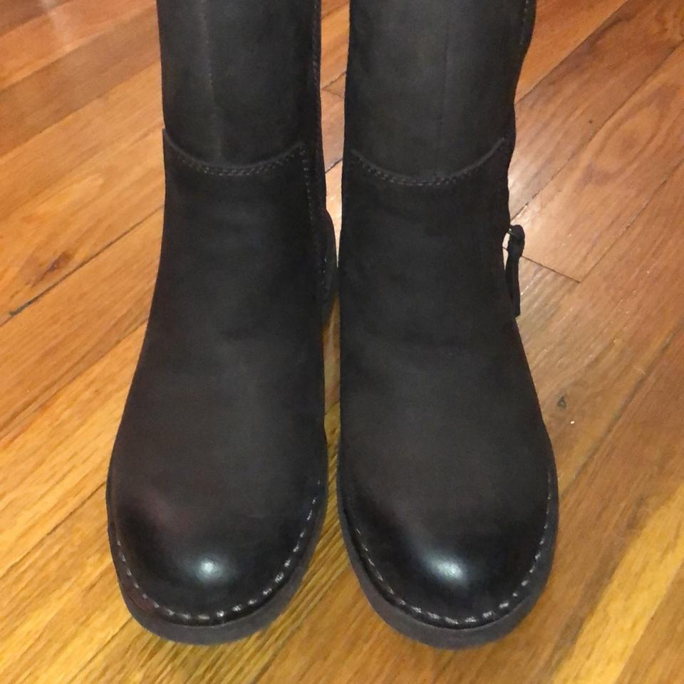 649e9bc1983 Dark Brown Elly Boots/Booties