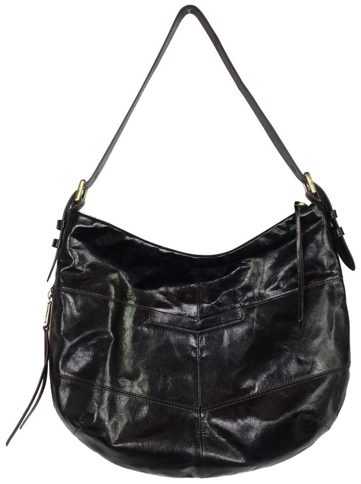3a451b245462 Hobo International Black Leather Hobo Bag - Tradesy
