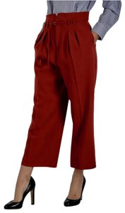 RED Valentino Trouser Pants red new with tag