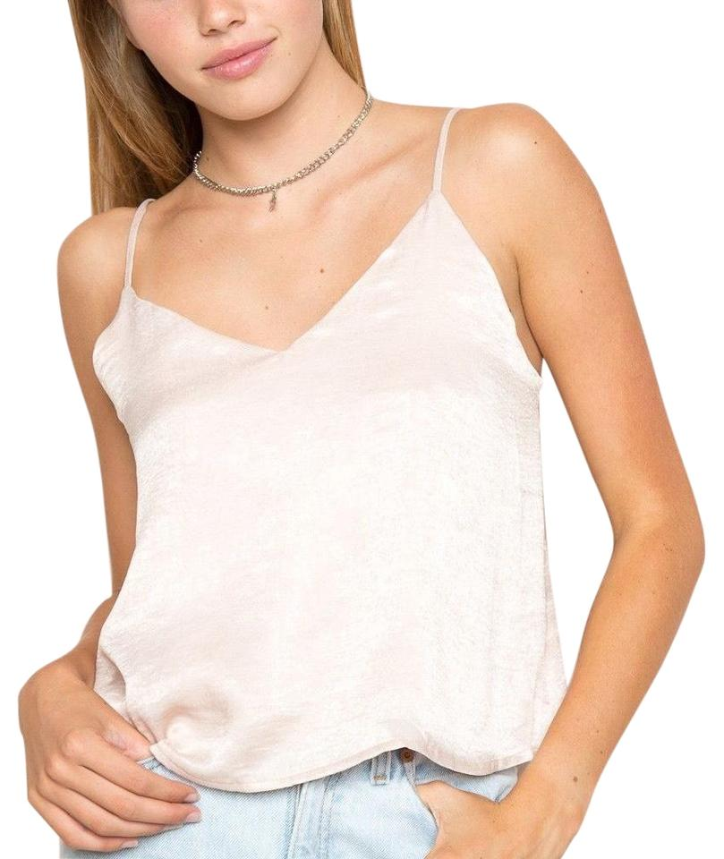 16737c1ed6a98 Brandy Melville Pink Alessia Tank Top Cami Size OS (one size) - Tradesy
