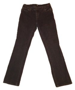 A.N.A. a new approach Size 10 10 Stylish Straight Leg Jeans