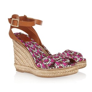 Tory Burch Pink Wedges