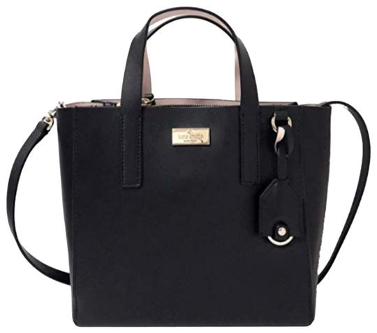 Preload https://img-static.tradesy.com/item/24628974/kate-spade-putnam-drive-mini-nelle-tote-dolce-black-leather-cross-body-bag-0-1-540-540.jpg