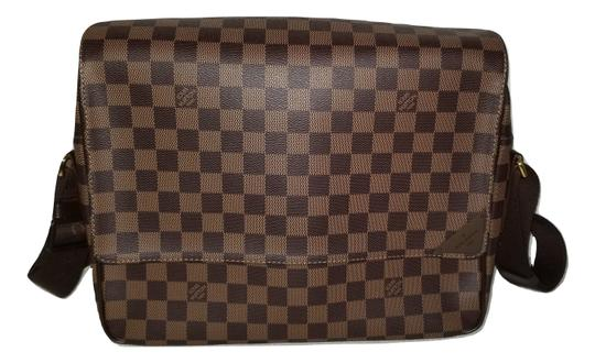 Louis Vuitton Travel Carry On Bags Lv Mens Bags Cross Body Bags Brown Messenger Bag