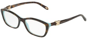 Tiffany & Co. TF 2074 8216 52mm RX Prescription Eyeglasses Italy