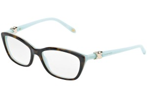 Tiffany & Co. TF 2074 8134 52mm RX Prescription Eyeglasses Italy