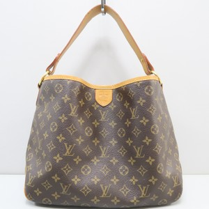 c13265f22ce0 Louis Vuitton Monogram Canvas Delightful Hobo Bag