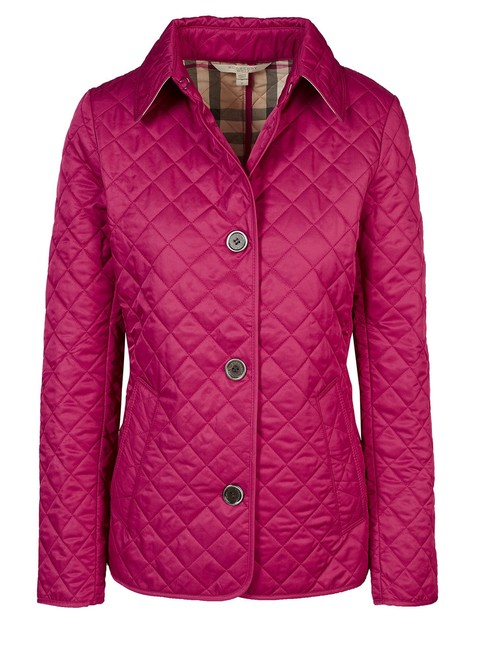 Item - Pink Classic Quilted By Brit Nwt#56675 Jacket Size 16 (XL, Plus 0x)
