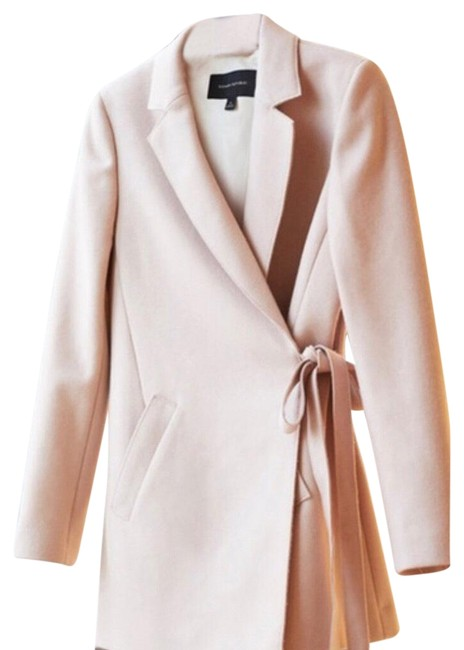 Item - Blush Pink/Nude Pink Coat Size 8 (M)