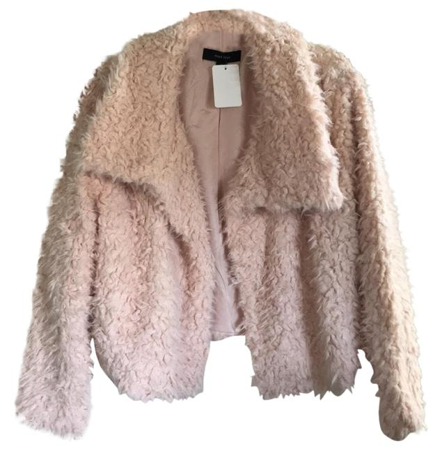 Item - Nude/Blush Blush/Nude Jacket Coat Size 8 (M)