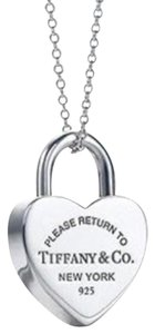 Tiffany & Co. Tiffany & Co Return to Tiffany Lock Charm New in Box Authentic Silver