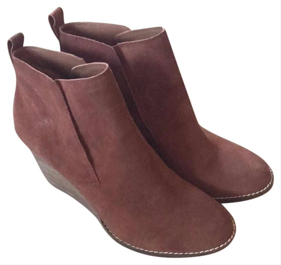 9da48067c6aa Lucky Brand Chipmunk Oiled Suede Lk-yoniana Boots Booties Size US 9 ...