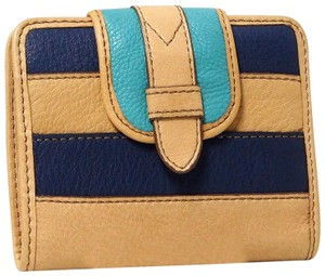 Fossil Tate Patchwork Wallet