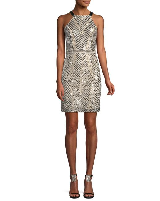 Preload https://img-static.tradesy.com/item/24632204/aidan-mattox-champagne-md1e202401-short-cocktail-dress-size-4-s-0-0-650-650.jpg