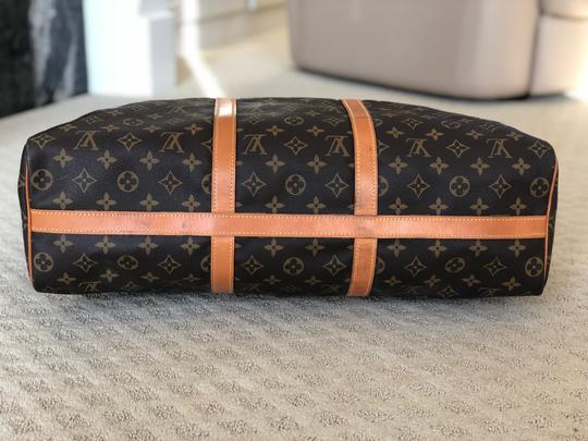 Louis Vuitton Brown Travel Bag Image 5