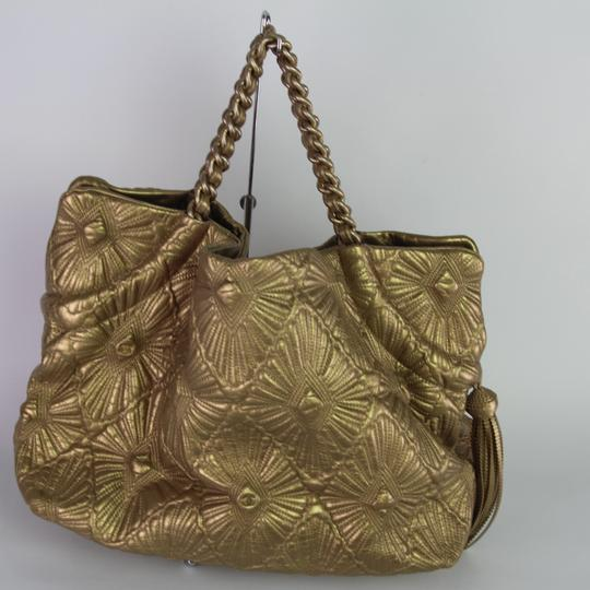 Chanel Tote in Gold Image 1