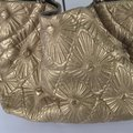Chanel Tote in Gold Image 5