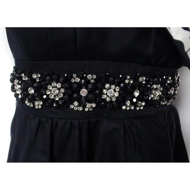Lilly Pulitzer Strapless Crystals Lbd Dress Image 2