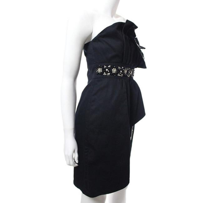Lilly Pulitzer Strapless Crystals Lbd Dress Image 3