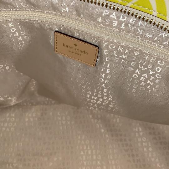 Kate Spade Tote in mint green Image 4