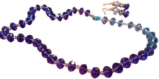 Preload https://img-static.tradesy.com/item/24632752/dark-blue-and-light-blue-necklace-0-1-540-540.jpg