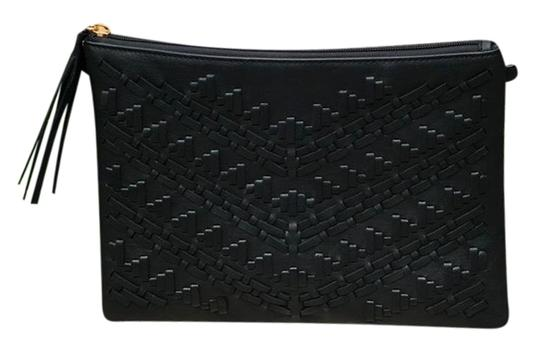 Preload https://img-static.tradesy.com/item/24632814/maia-black-leather-cross-body-bag-0-3-540-540.jpg