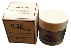 Philosophy Renewed Hope In A Jar Eye Cream