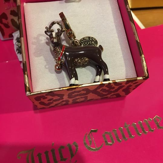 Juicy Couture NWT!! JUICY COUTURE SUPER RARE REINDEER 2014 LIMITED EDITION CHARM! Image 1