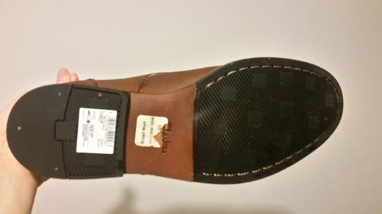 Clarks #leather #comfort Insole brown Flats Image 2