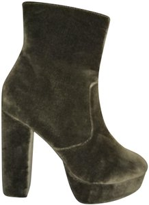 ElyseWalker Los Angeles Dark Grey Boots