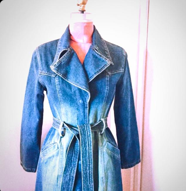 Urban Outfitters Trench Coat Image 2